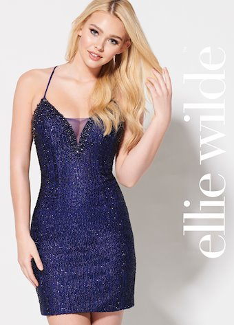 Ellie Wilde Style #EW21933S
