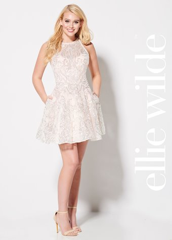 Ellie Wilde Style #EW21938S
