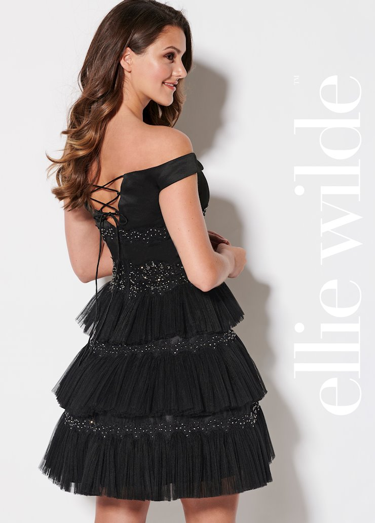 Ellie Wilde Style #EW21946S Image