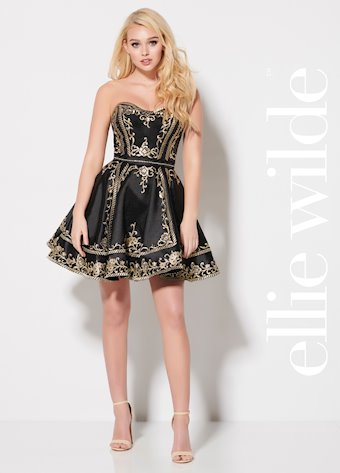 Ellie Wilde Style #EW21948S