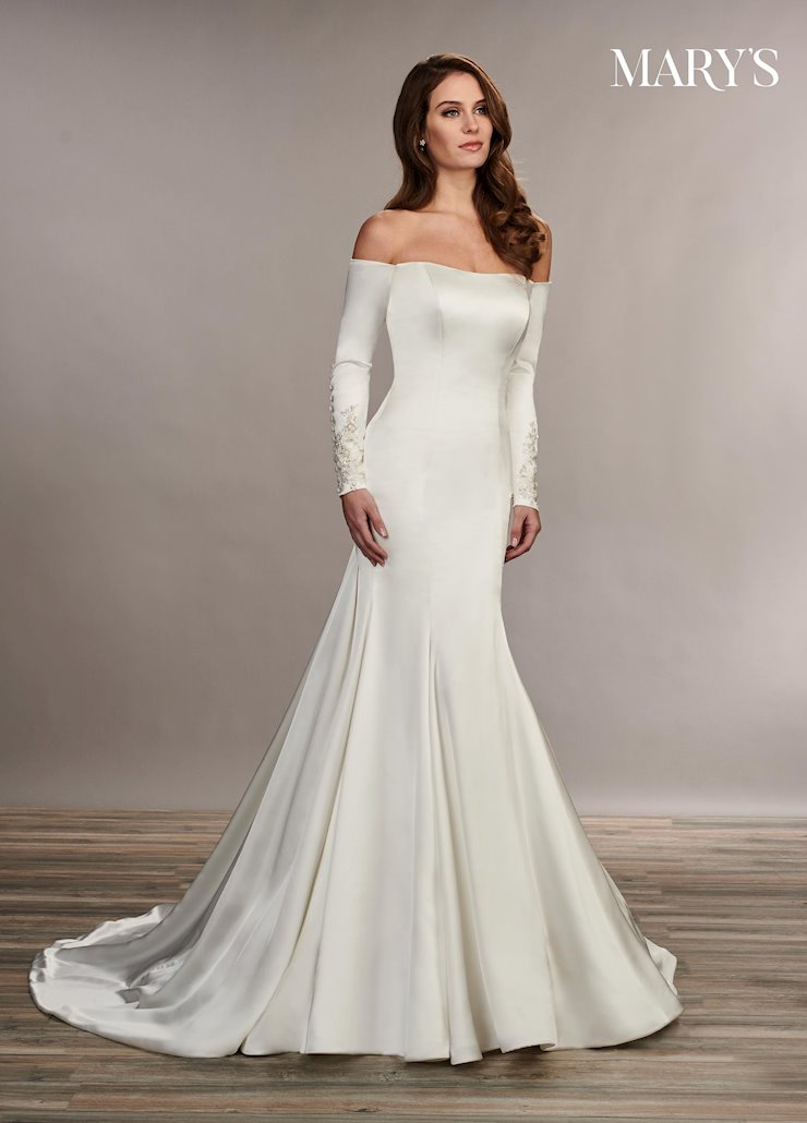 Mary's Bridal #MB3072  Image