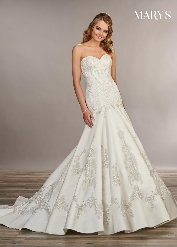 Mary's Bridal #MB3073 Image
