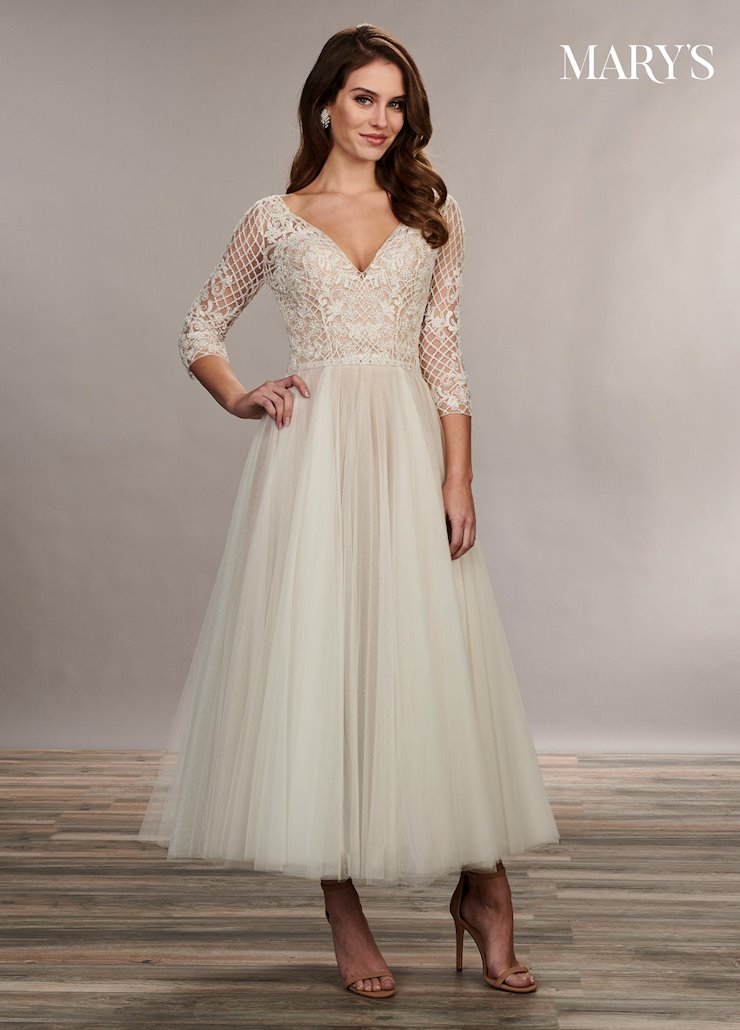 Mary's Bridal MB3074
