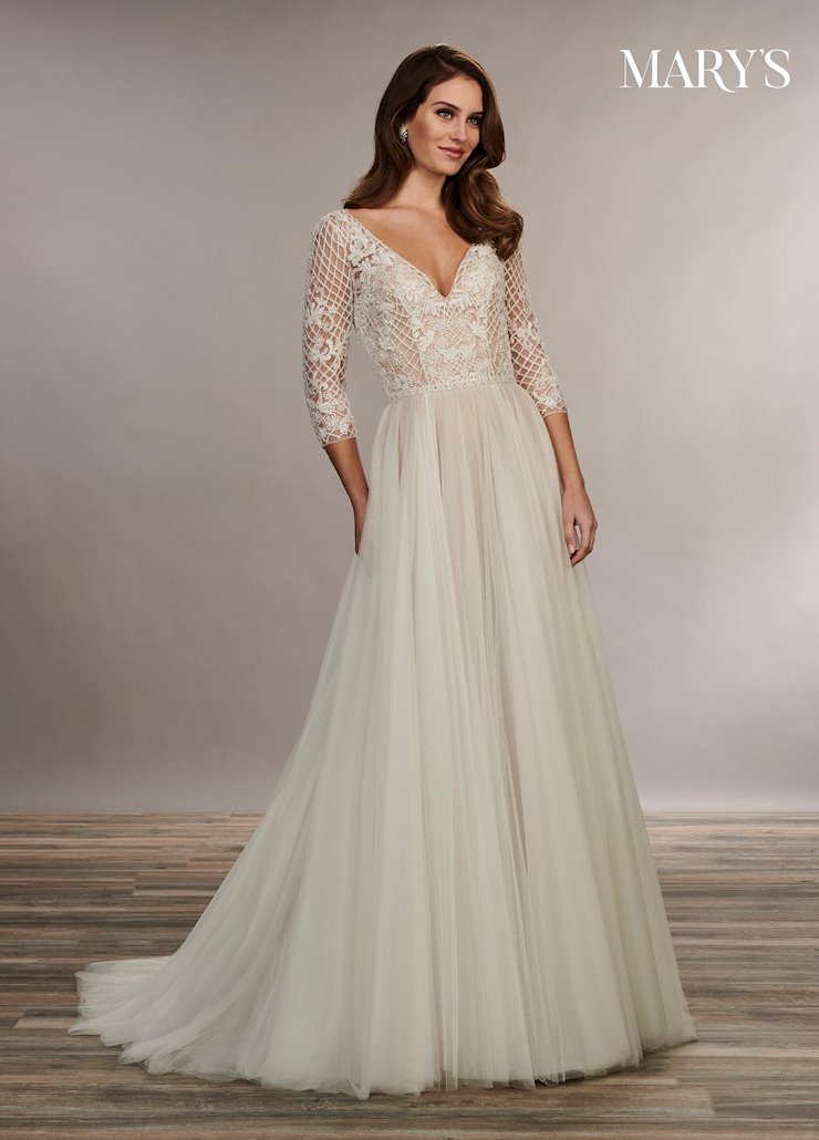 Mary's Bridal MB3075