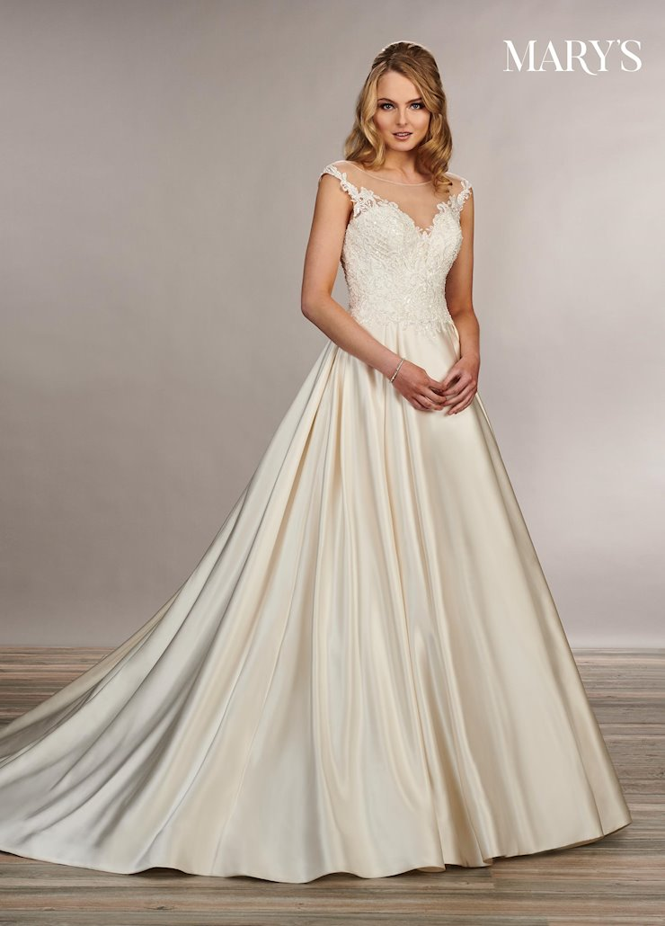 Mary's Bridal MB3076
