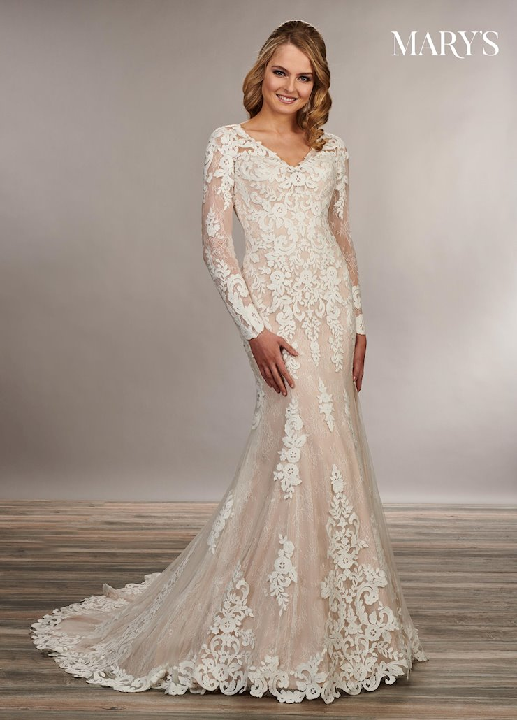 Mary's Bridal MB3077