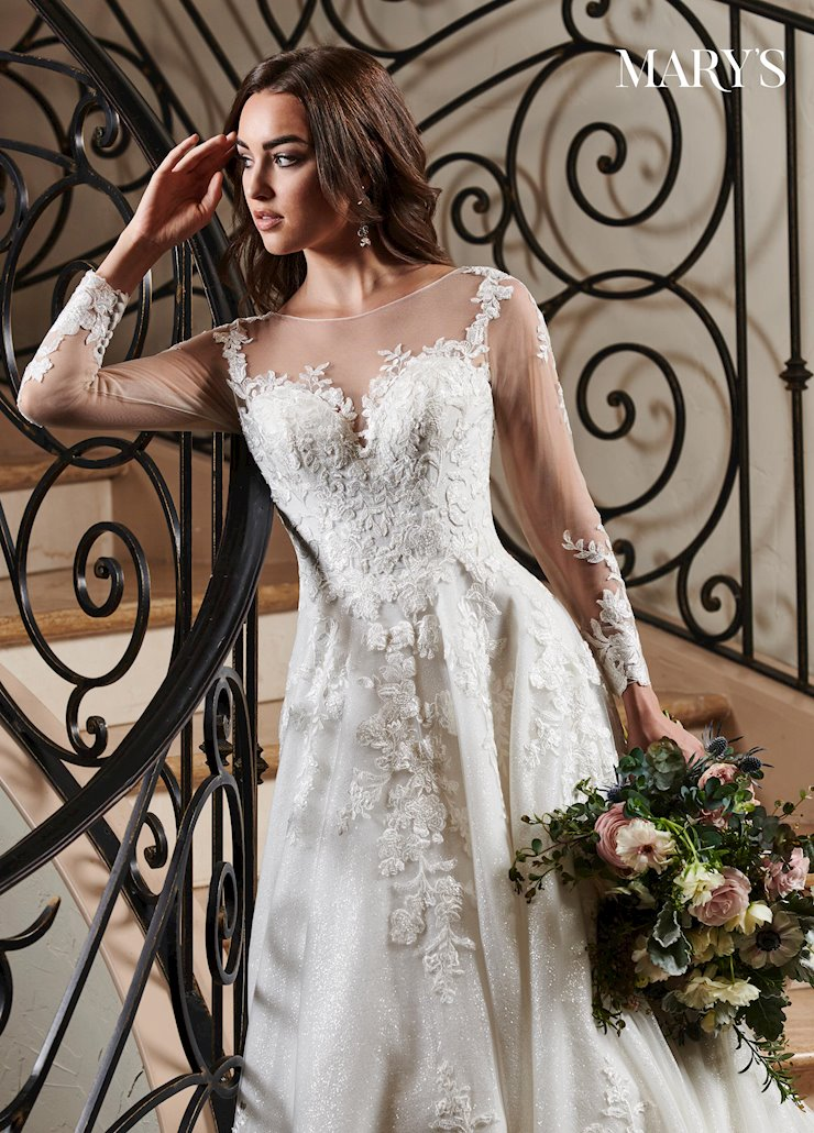 Mary's Bridal MB3079