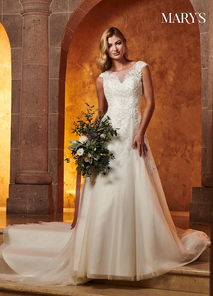 Mary's Bridal MB3081
