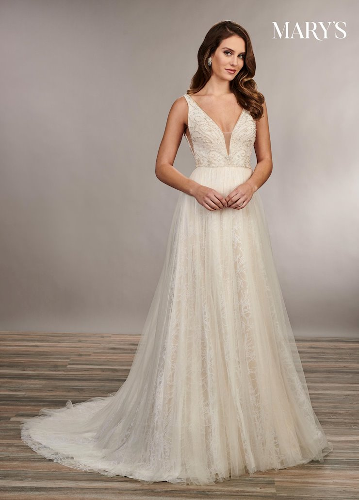 Mary's Bridal MB3085
