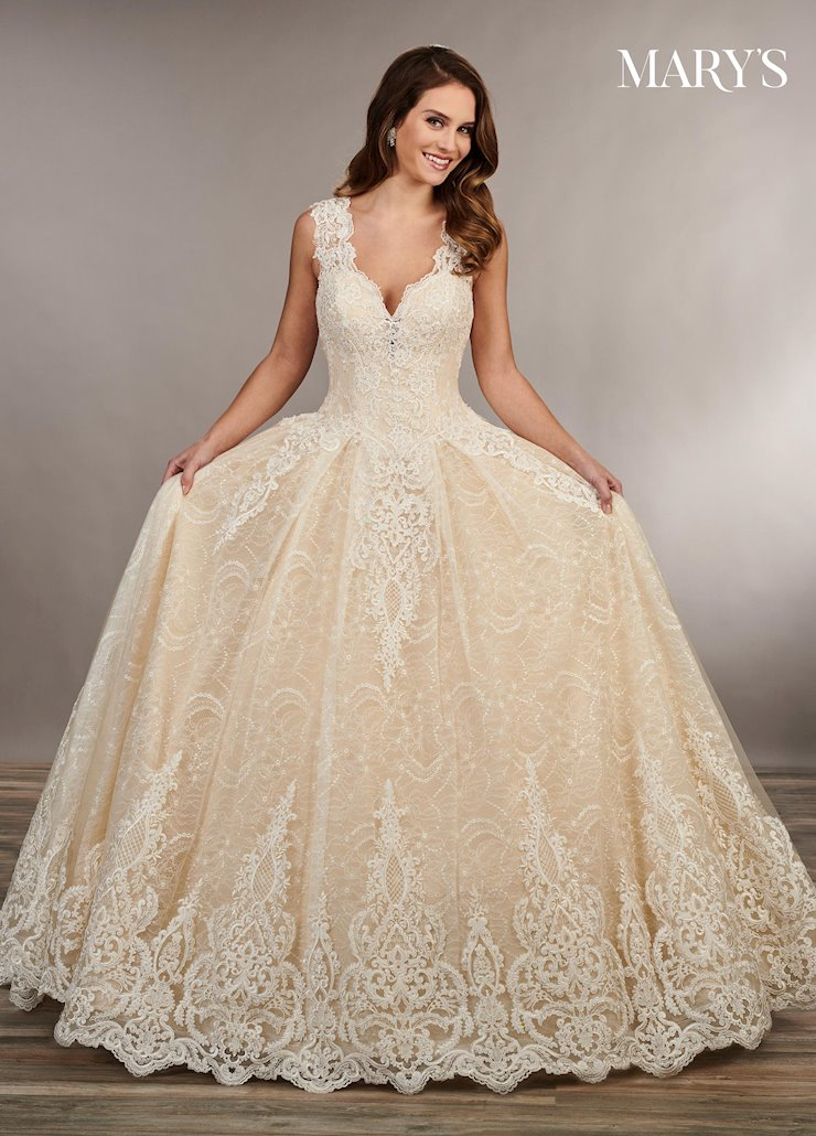 Mary's Bridal MB3087