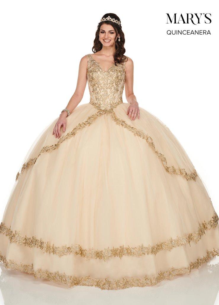 Mary's Bridal Style #MQ1047