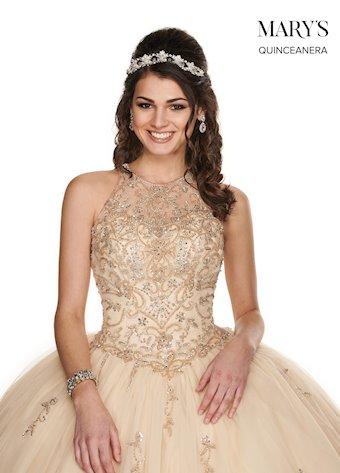 Mary's Bridal Style #MQ1051