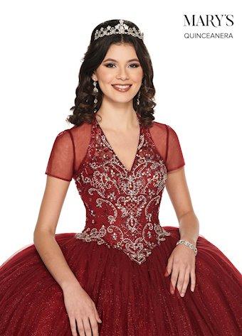 Mary's Bridal MQ2074
