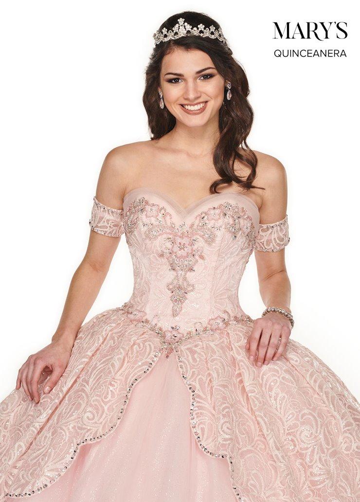Mary's Bridal MQ2075