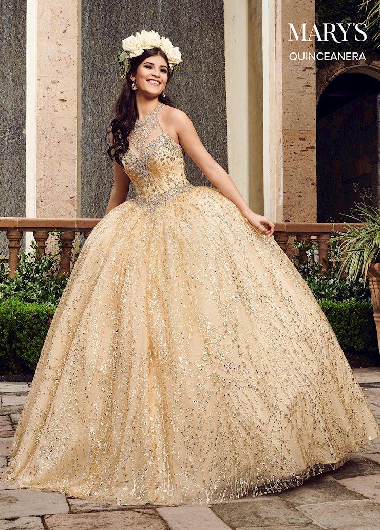 Mary's Bridal MQ2076