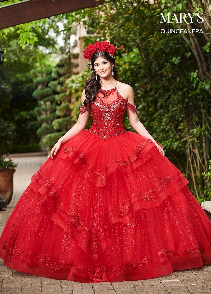 Mary's Bridal MQ2077