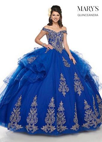 Mary's Bridal MQ2083