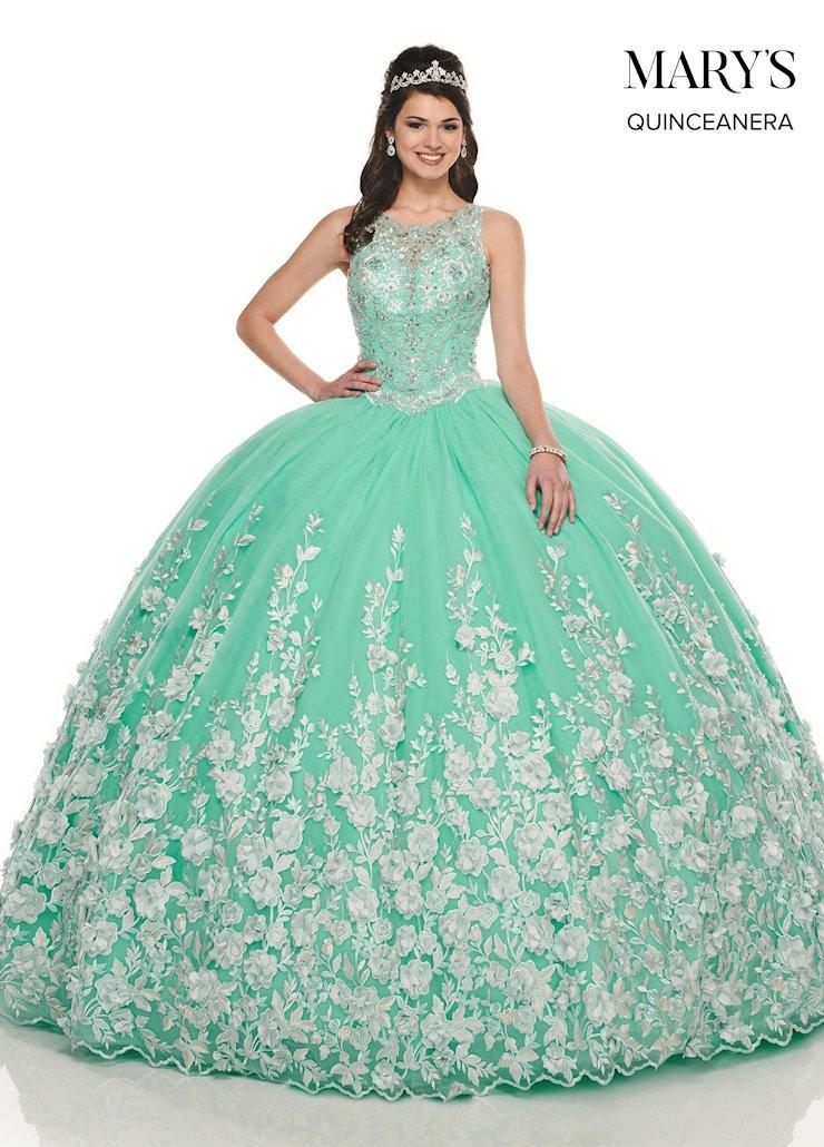 Mary's Bridal MQ2084