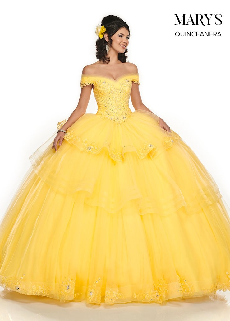 Mary's Bridal Style #MQ2085 Image