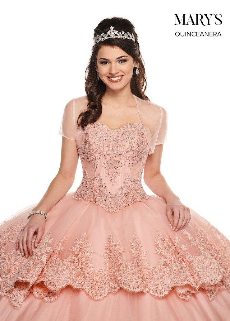 Mary's Bridal MQ2086