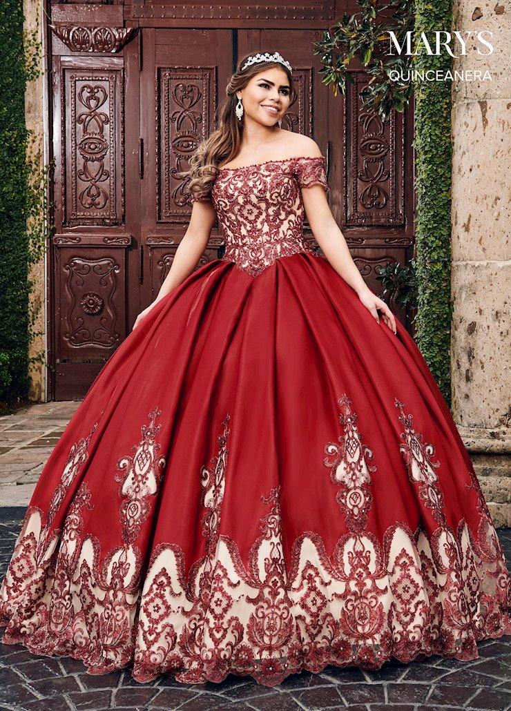 Mary's Bridal Style #MQ2089 Image