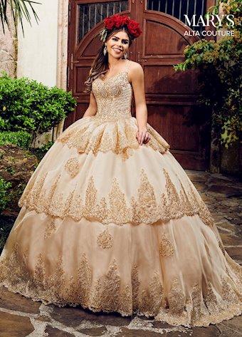 Mary's Bridal Style #MQ3031