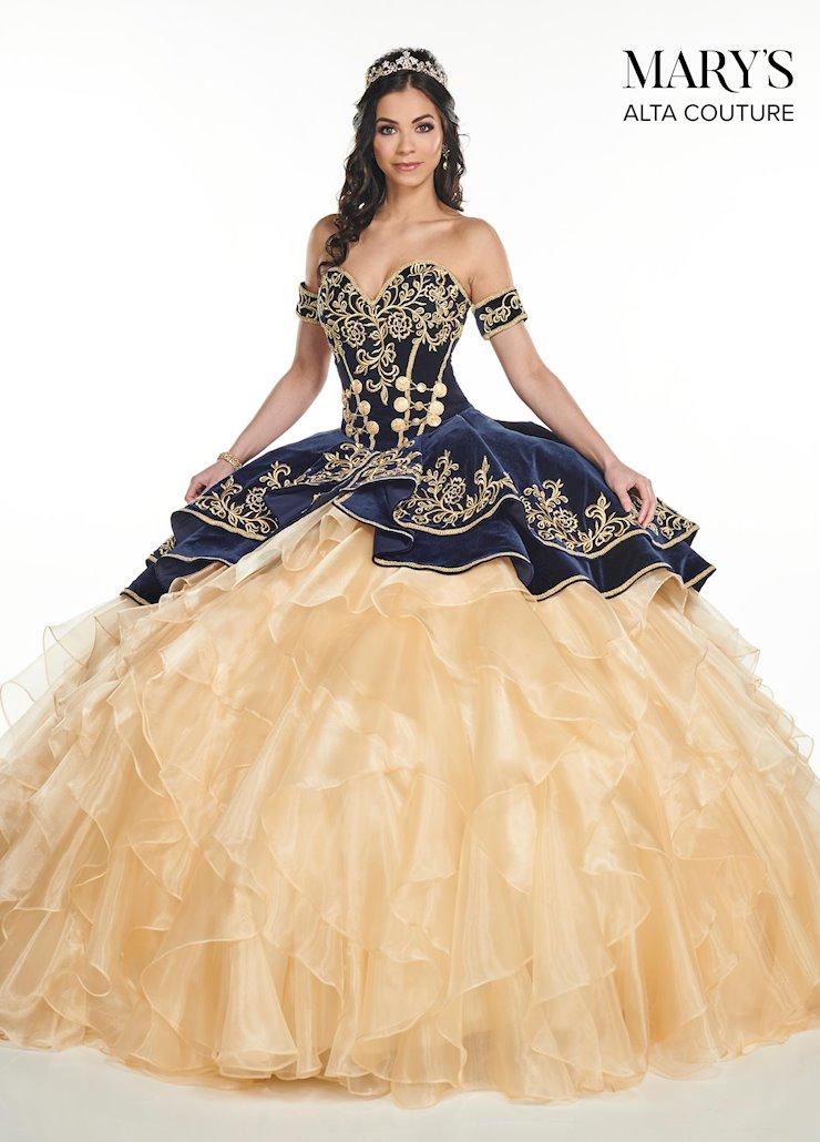 Mary's Bridal Style #MQ3037 Image
