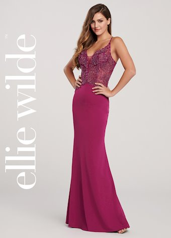 Ellie Wilde Style #EW119041