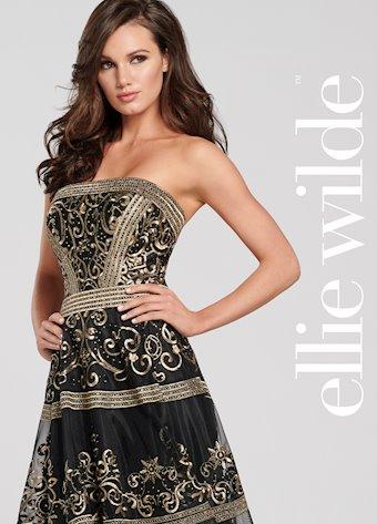 Ellie Wilde Style #EW119117