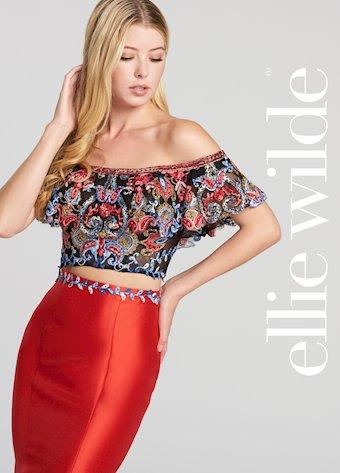 Ellie Wilde Style #EW118025