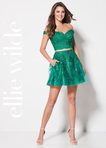 Ellie Wilde Style #EW21905