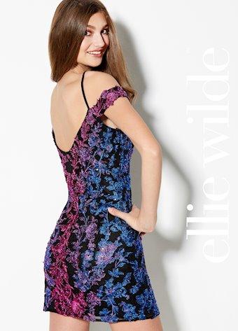 Ellie Wilde Style #EW21915Ss