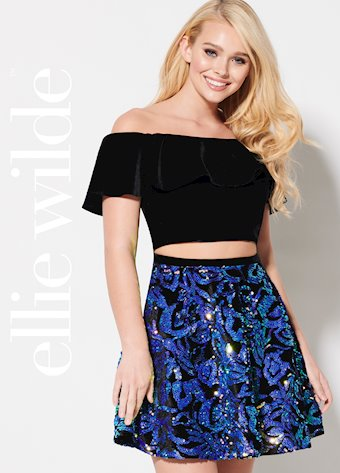 Ellie Wilde Style #EW21943S