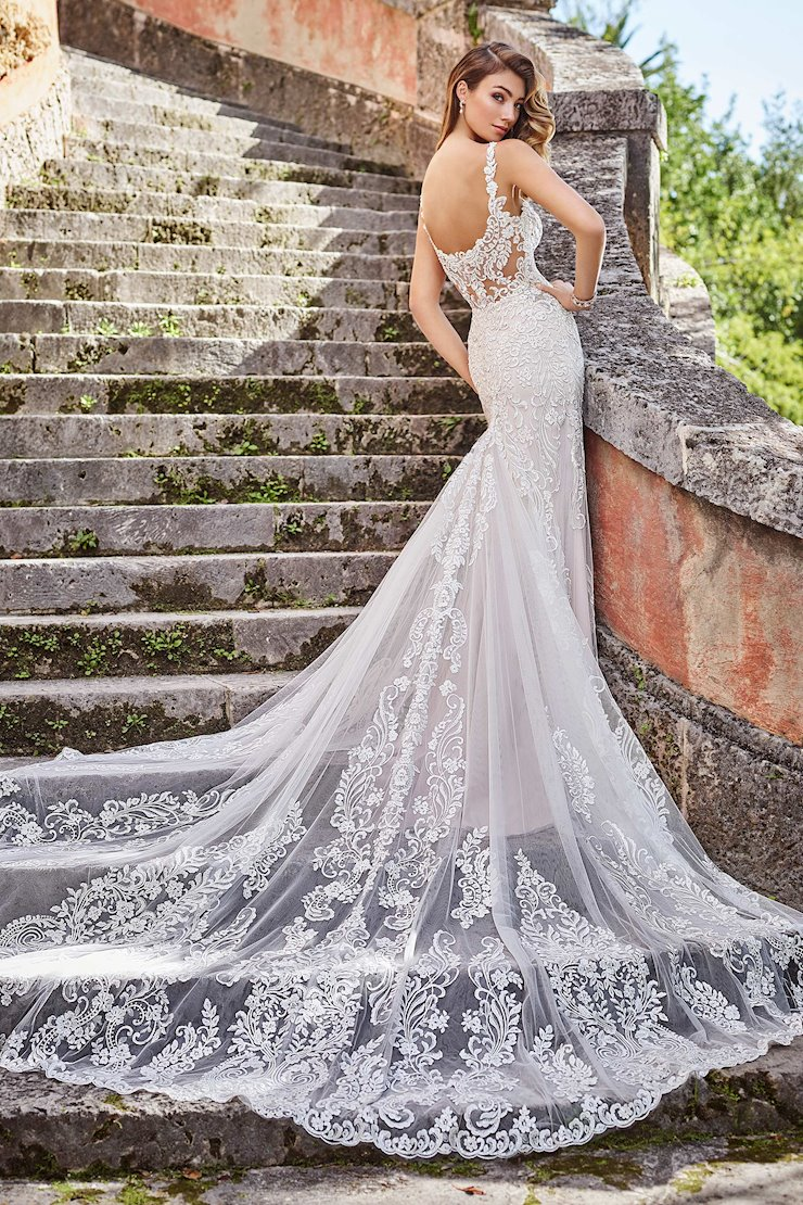 Marissa Amazing Lace and Tulle Fit and Flare Gown