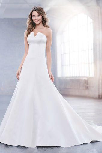 Joni Marie Simple Satin Gown