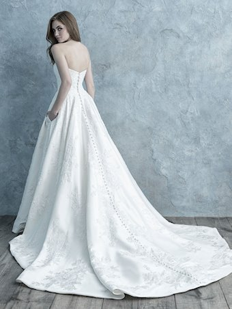 Allure Bridals Style #9650