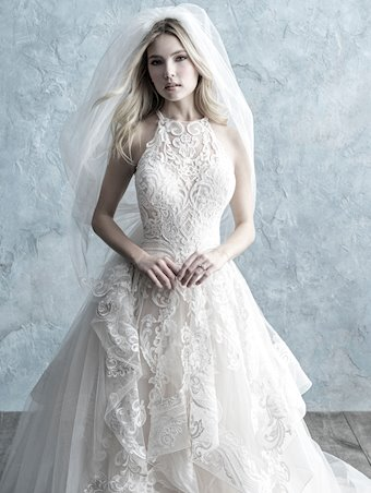 Allure Bridals Style #9652