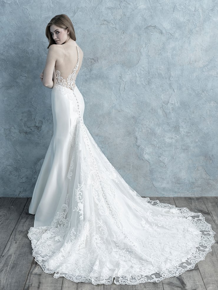 Allure Bridals 9653