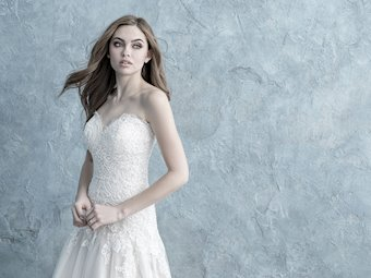 Allure Bridals Style #9655