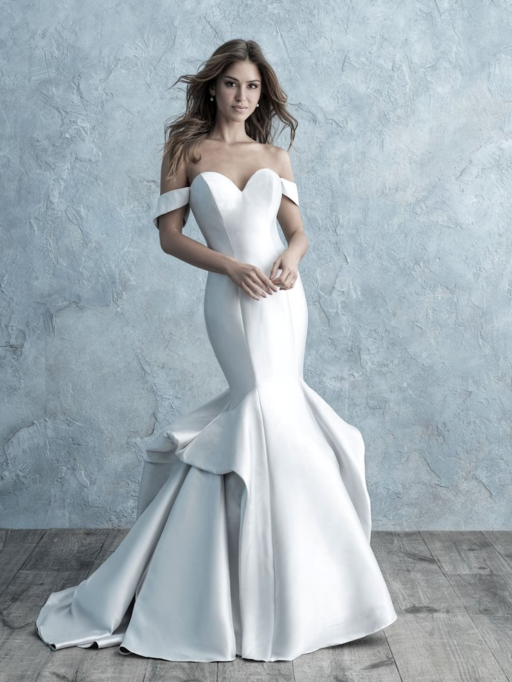 Allure Bridals Style #9658 Image