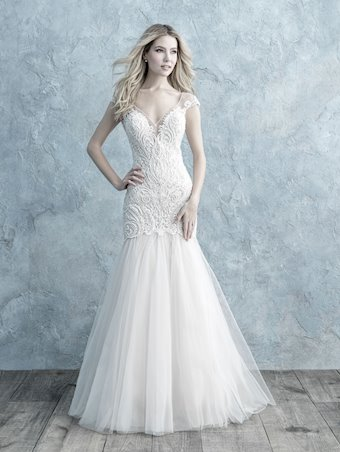 Allure Bridals Style #9661