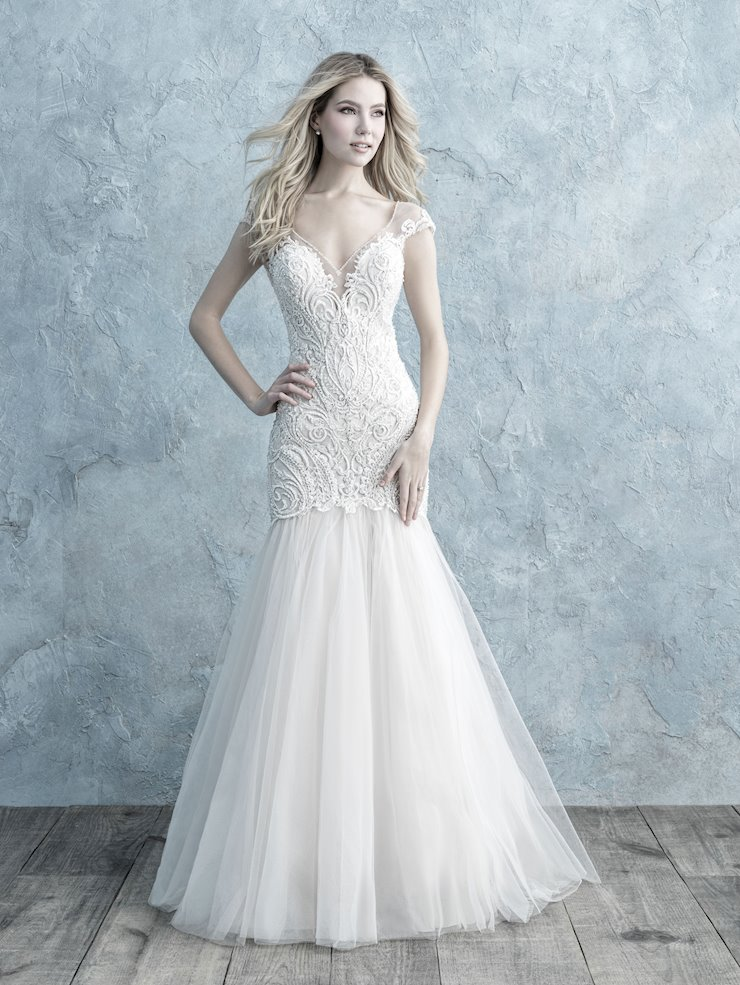 Allure Bridals 9661 Image