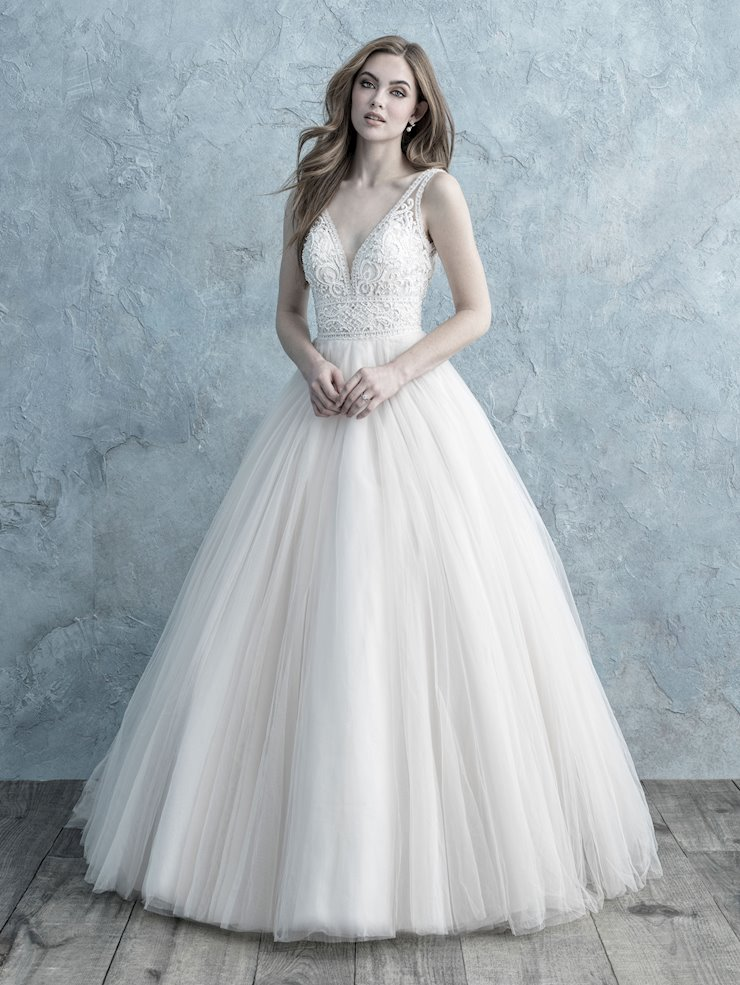 Allure Bridals Style #9663