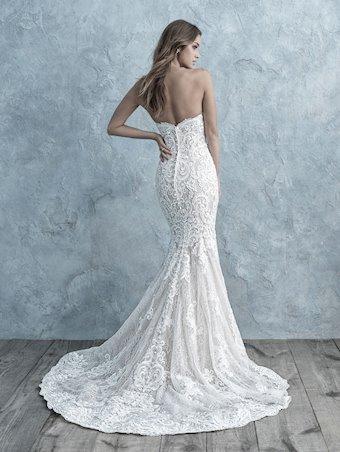 Allure Bridals Style No. 9666