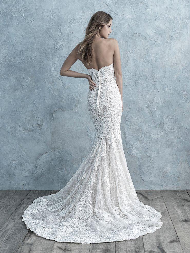 Allure Bridals 9666