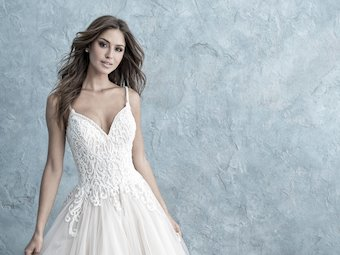 Allure Bridals Style #9667