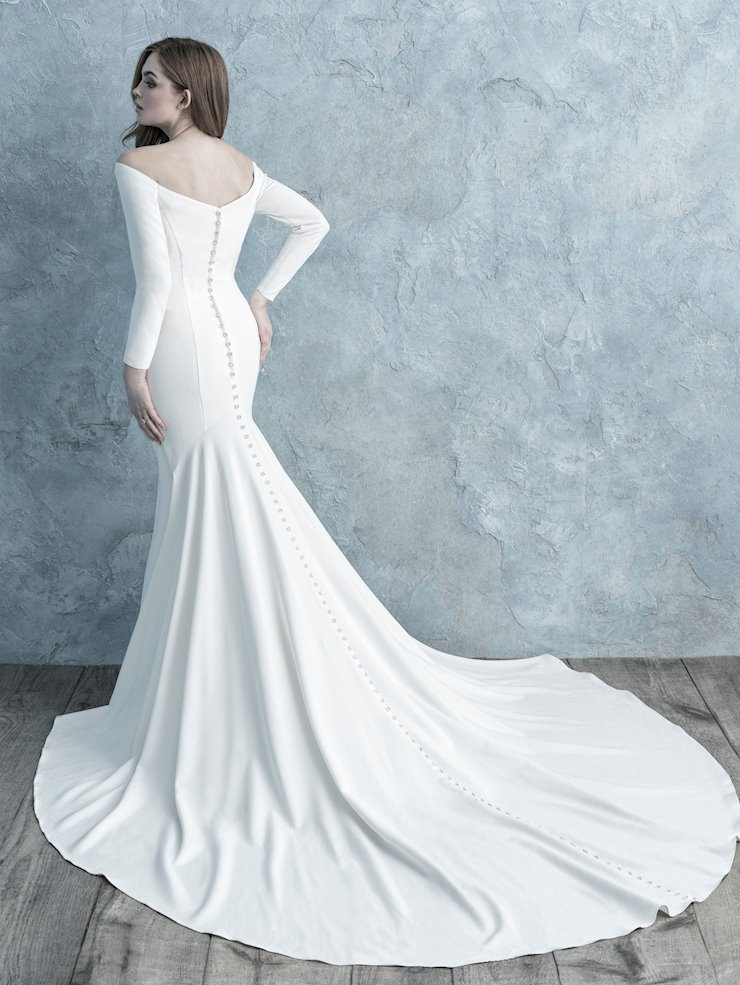 Allure Bridals 9668