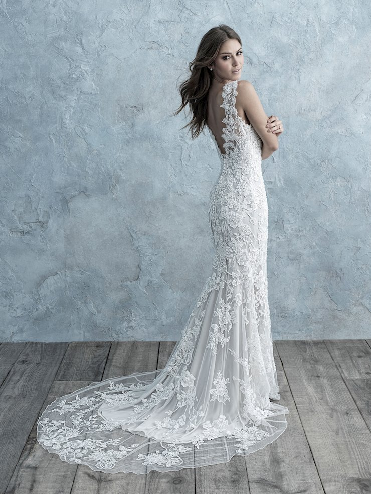 Allure Bridals 9670