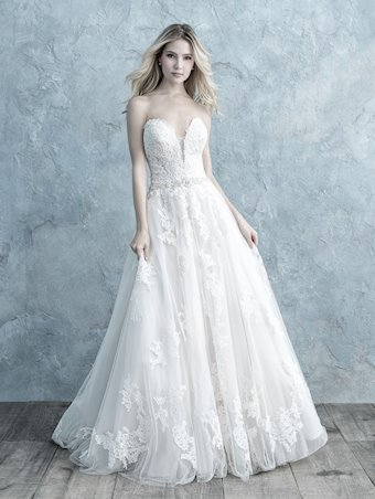 Allure Bridal Style #9672