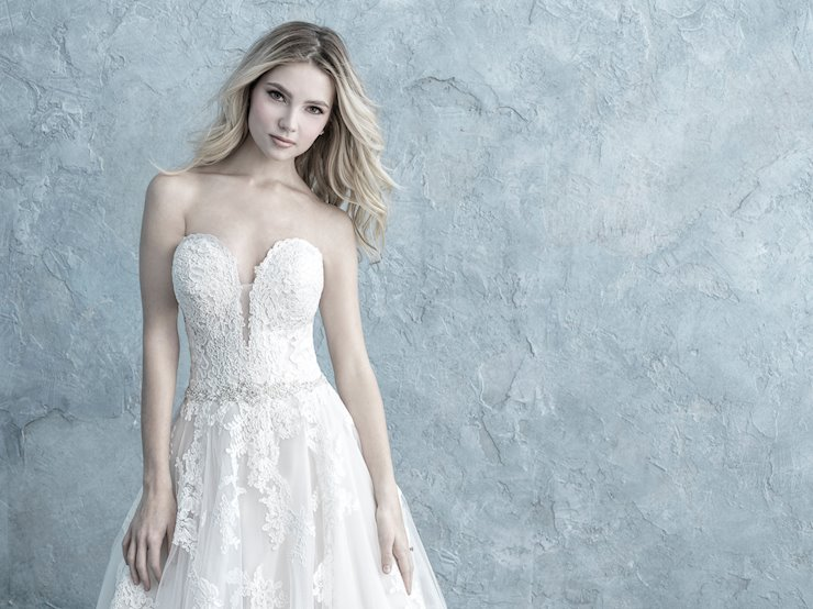 Allure Bridals 9672